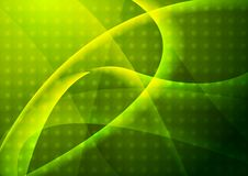 Vibrant abstraction Royalty Free Stock Photography