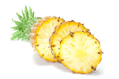 Vibrant ananas Stock Photography