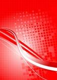 Vibrant backdrop Stock Image