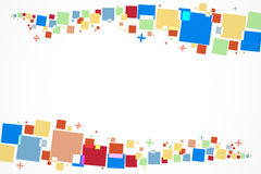 Vibrant background Stock Images