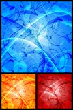 Vibrant backgrounds Stock Photos