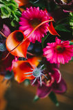 Vibrant Bouquet Royalty Free Stock Photo