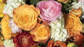 Vibrant Bouquet of Flowers Stock Photo
