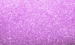 Vibrant bright pink glitter background Royalty Free Stock Photos