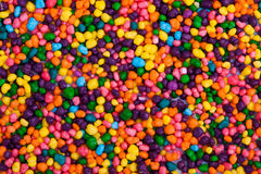 Vibrant colored candy Royalty Free Stock Image