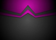 Vibrant corporate abstract background Royalty Free Stock Photography