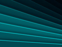 Vibrant cyan abstract background image. Royalty Free Stock Image