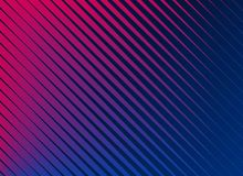 Vibrant diagonal lines pattern background. Illustration Royalty Free Stock Images