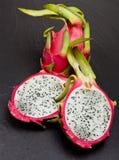 Vibrant Dragon Fruit royalty free stock image