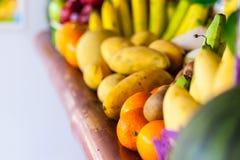 Vibrant fruit Royalty Free Stock Photos