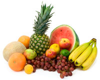 Vibrant Fruits Royalty Free Stock Image