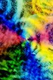 Vibrant grunge style background. Vibrant 80s style tie-dyed grunge background Vector Illustration