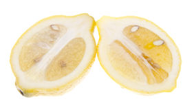 Vibrant Lemon Royalty Free Stock Photography