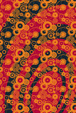Vibrant pattern Stock Photos