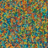 Vibrant Pattern Stock Image