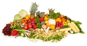 Vibrant Produce Royalty Free Stock Image