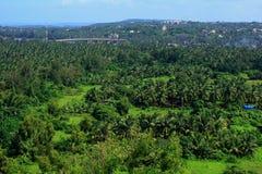 Vibrant Ratnagiri Landscape-I Royalty Free Stock Photo
