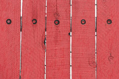 Vibrant Red Wall Royalty Free Stock Images