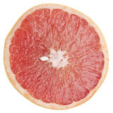 Vibrant Sliced Grapefruit Royalty Free Stock Image