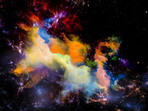 Vibrant Space Stock Photography