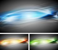 Vibrant vector backgrounds Stock Photo