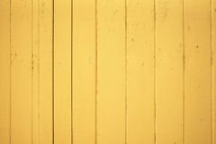 Vibrant yellow wall Royalty Free Stock Photo