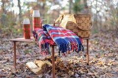 Vibraphone de camping Photographie stock libre de droits