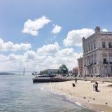 Vibraphone de Lisbonne Photo libre de droits