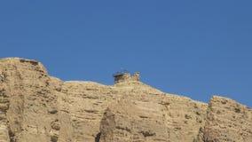 Vibrazioni del deserto durante l'inverno israeliano Immagini Stock