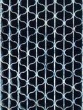 Vibrazioni del metallo Fotografia Stock