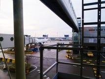Vibrazioni dell'aeroporto Immagine Stock Libera da Diritti