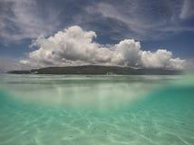 Vibrazioni dell'isola Fotografia Stock