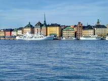 Vibrazioni di Stoccolma fotografia stock