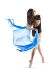 Vibrerande dansare #9 Fotografering för Bildbyråer