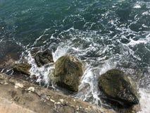 Vibrerande vatten arkivbilder
