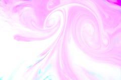 Vibrierende Mischung von Farben Stockbild