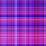 Vibrierende rosafarbene und blaue Zeilen Hintergrund. Lizenzfreies Stockfoto