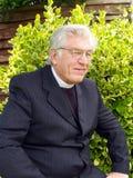 Vicar waiting Stock Photos
