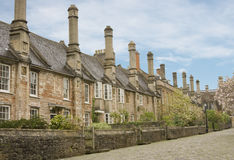 Vicars Close Stock Image