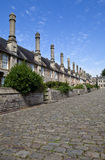 Vicars' Close in Wells Stock Images