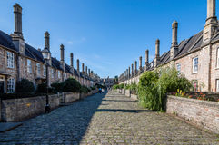 Vicars Close in Wells Royalty Free Stock Image