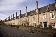Vicars stänger sig i brunnar Somerset Royaltyfri Foto