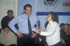 Vice President Al Gore Stock Photos
