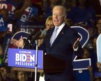 Vice President Joe Biden delivers Super Tuesday Victory Speech Baldwin Hills Rec Center