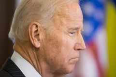 Vice president of USA Joe Biden Royalty Free Stock Photos