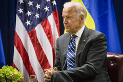 Vice-presidente de EUA Joe Biden Foto de Stock