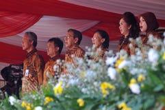 Vice-presidente indonésio Imagens de Stock Royalty Free