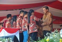 Vice-presidente indonésio Fotos de Stock