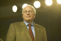 Vice Presidential candidate Dick Cheney Royalty Free Stock Photos