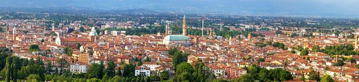 Vicence. Italie Images libres de droits